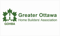 Greater Ottawa Home Builder's Association Logo