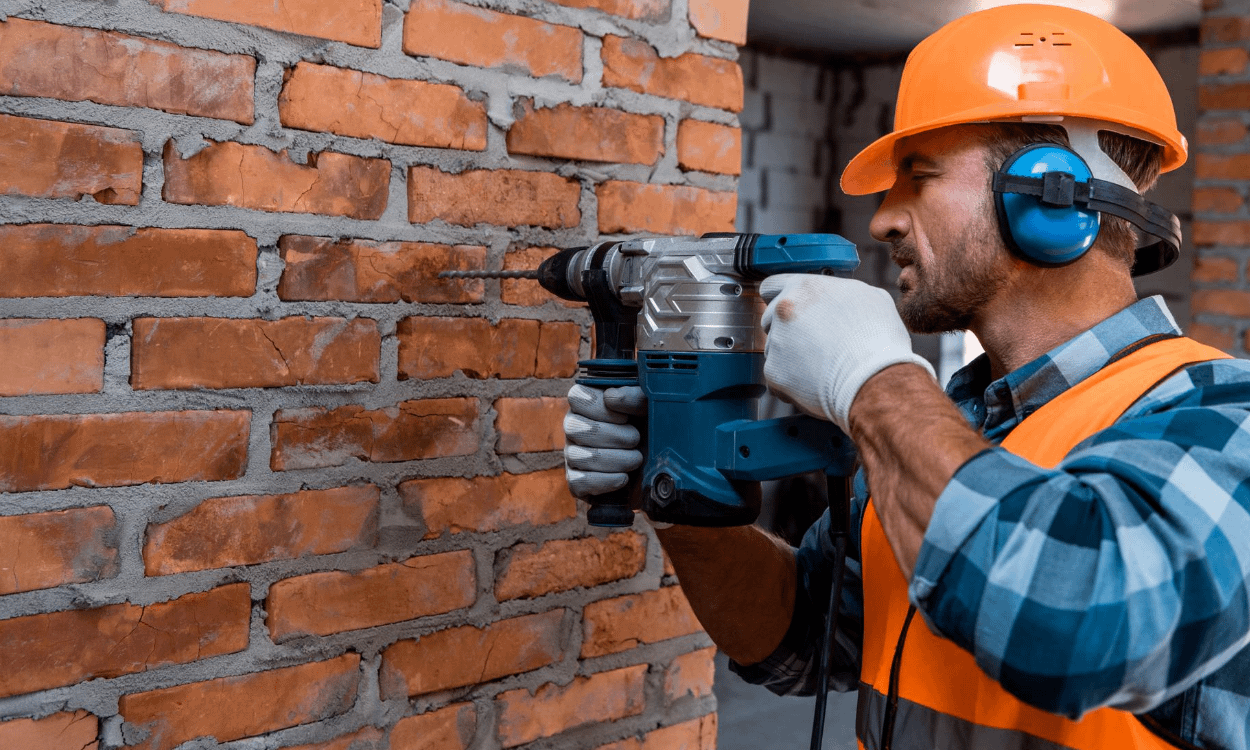Working With Brick Safety Measures