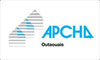 Logo Association Provinciale Des Constructeurs D'Habitation Du Québec Inc-Région De L'Outaouais